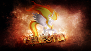 Wallpaper celestia on fire by mackaged-d50yaem