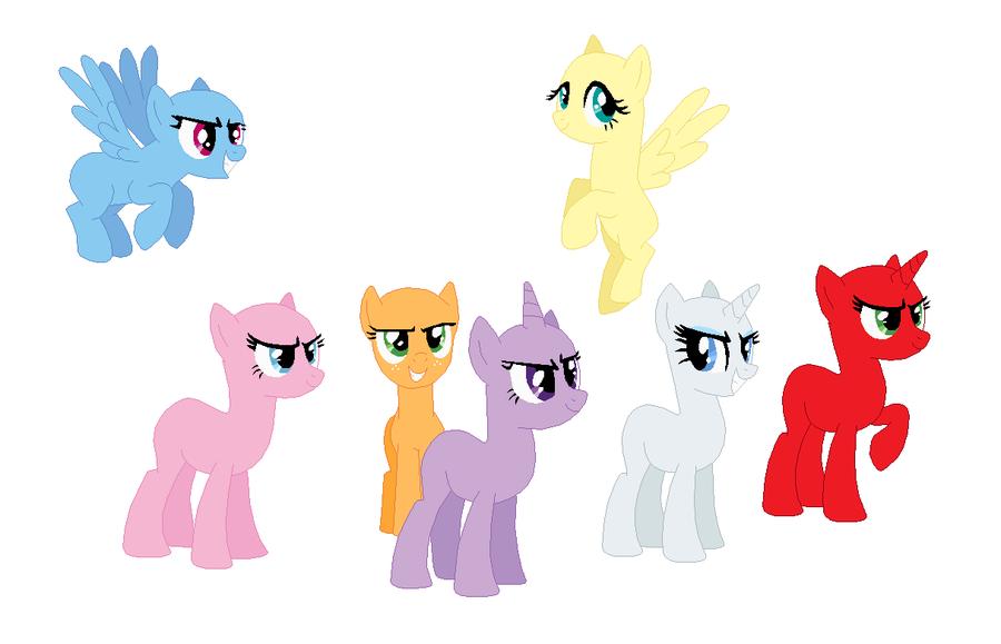 nueva conversacion de oc´s | Wiki Mi Pequeño Pony: Fan Labor ...