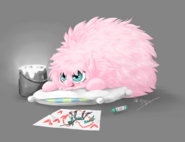 Fluff by madcookiefighter-d71votv