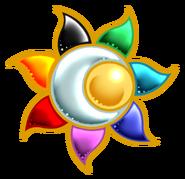 Simbolo Circulo Solar