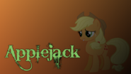 Applejack wallpaper by nightmareasia-d4qsng2