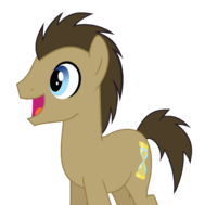 Doctor Whooves Vector