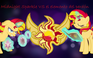 Midnight Sparkle VS El elemento del perdón