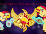 EG: Midnight Sparkle VS El elemento del perdón