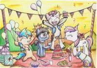 Flash cumpleaños