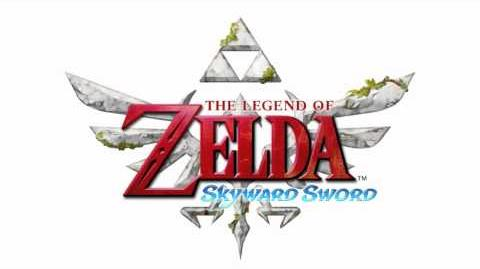 The Legend of Zelda Skyward Sword - Main Theme (Extended, No Sound Effects)