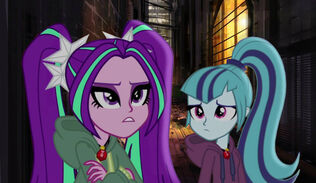 Dark alley mlp