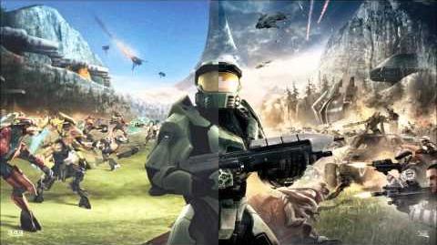 Halo combat evolved Main theme HD