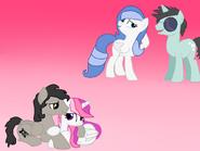 Parejas pony