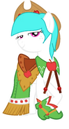 Cotton Heart - vestido version AJ