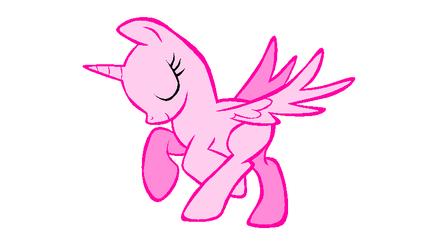 Run pony run base by daisydaythealicorn-d54vqze
