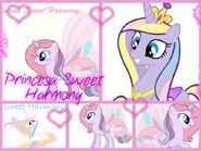 Sweet Harmony Collage
