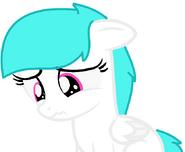 Cotton Heart - Sad filly