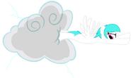 Cotton Heart - Black cloud