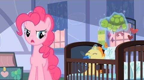 MLP- FiM - Pinkie Pie Babysits -HD-