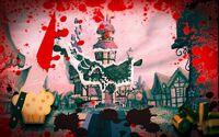 Tonw mlp zombies by FrankD99