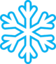 Cutiemark snowflake