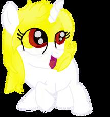Filly pony-0