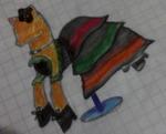 Mexi-Dress By Peg 14.