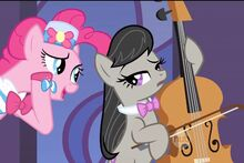 Pinkie and Octavia