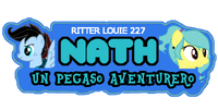 Nath Un Pegaso Aventurero LogobyDexter´sLaboratory