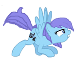 Blu pony EG