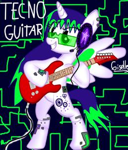 Tecno Guitar
