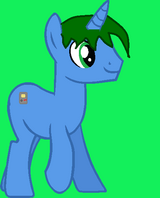 Game pony