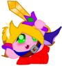 Marzy knight (my kirby version)