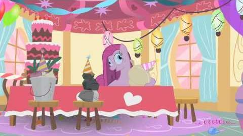 Pinkie pie pierde la cabeza -Español latino- HD 720p