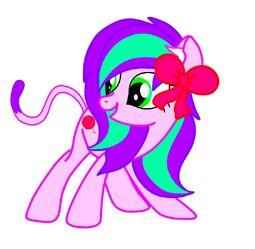 Mila the Neko-Pony