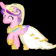 Happy princess cadance by 90sigma-d4x1wjn