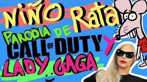 NIÑO RATA! - Parodia musical de niños rata y Call of Duty