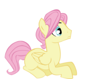 Male fluttershy vector by derpilish-d3po0p1