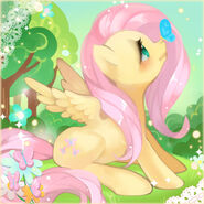 Fluttershy by bnob-d4vv84i