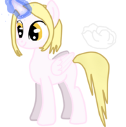 Pure with rose pony2