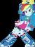 Rainbow dash come at me bro by masemj-d6f5djz
