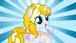 Filly Princess Sunnshine-MAGIA By Posey-11
