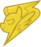 Insignias Filly Space Wonderbolts