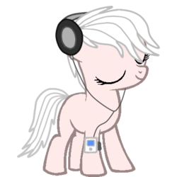 Filly White Note