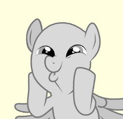 Pegasus base 3 by equine bases-d4ysl4j