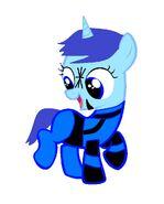 Blue Filly