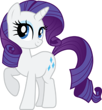 Rarity by uxyd-d5gdbgj