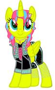 Princess pony by ivuiadopts-d79b6qn