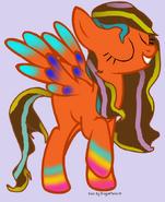 Light rainbow power