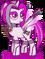 Xiva Zoverkad The Ponynoid