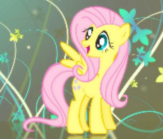 Captura de Fluttershy