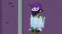 Thief captured in Rarity's diamond shields EGDS11