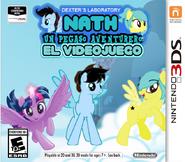 NPGA El Videojuego Case 1 3DS