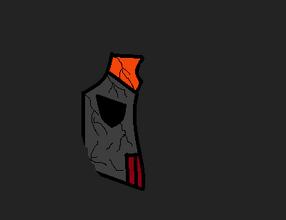 Restos, de la mascara de Lord Enfer